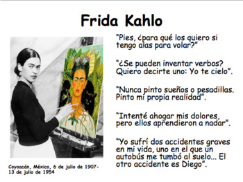 Frases Célebres Latinoamericanas Posters Latin American Writers Artists