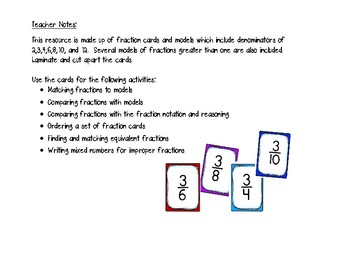 Fraction Models: Getting the Whole Picture