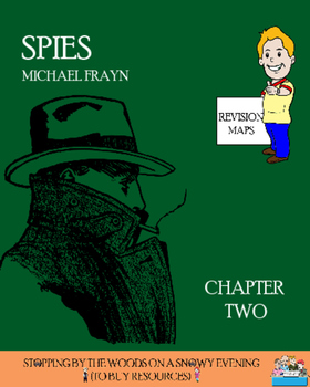 Frayn's 'Spies' - Chapter Two Revision Map