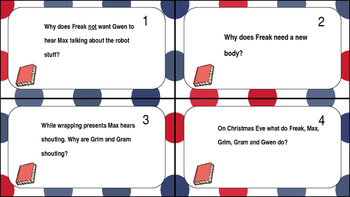 Freak The Mighty Task Cards Ch. 14-16