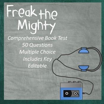 Freak The Mighty Test
