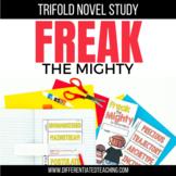 Freak the Mighty Foldable Novel Study Unit