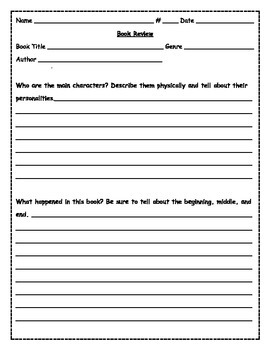 Freak the Mighty Book Review Report Packet