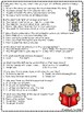 Freak the Mighty Chapter 4 Reading Comprehension Worksheet; Realistic Fiction