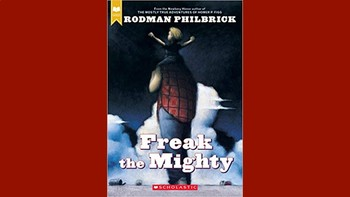 Freak the Mighty Chapter Prompts