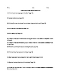 Freak the Mighty Close Reading Questions Chapters 21-25