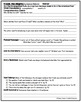 Freak the Mighty Comprehension Packet