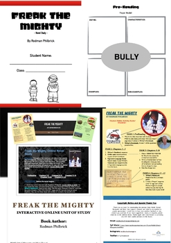 Freak the Mighty: Comprehensive Resource Pack