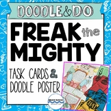 Freak the Mighty End of the Book Project - Task Cards and