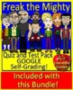 Freak the Mighty Novel Study Unit Use With OR Without Google Drive