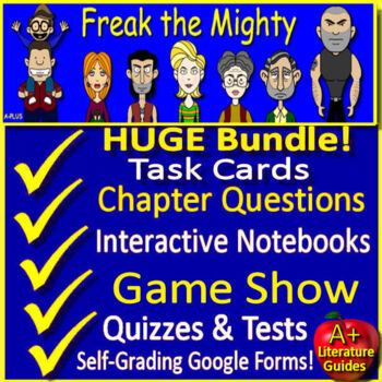 freak the mighty test study guide Student team literature standardized reading practice test freak the mighty (scholastic signature, 2001) directions choose the word that means the same, or about  f he thinks maxwell doesn't study enough g he fears maxwell might become dangerous.
