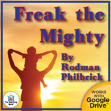 Freak the Mighty Novel Study Book Unit