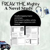 Freak the Mighty Novel Study