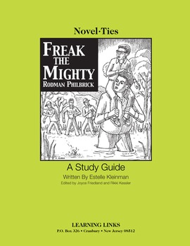 Freak the Mighty - Novel-Ties Study Guide