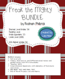 Freak the Mighty Novel Unit BUNDLE with Differentiated/Interactive Notes