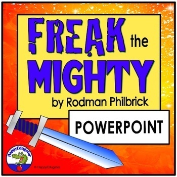 Freak the Mighty PowerPoint