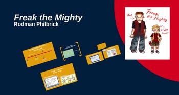 Freak the Mighty Prezi: Supplemental Novel Study Activities