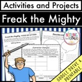 Freak the Mighty: Reading Response Activities and Projects