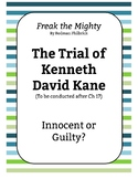 Freak the Mighty- Trial of Kenny Kane