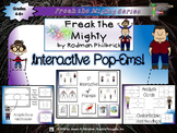 Freak the Mighty by Rodman Philbrick Interactive Character Analysis Pop-Ems