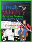 Freak the Mighty, by Rodman Philbrick: Plot Diagram, Story Map, Plot Pyramid