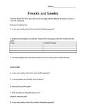 Freaks and Geeks Video Guide