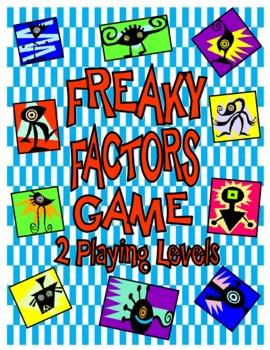 Freaky Factors Game