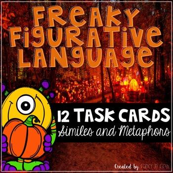 Freaky Figurative Language