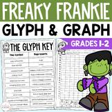 Freaky Frankie:  A GLYPH & GRAPH Math Activity for Halloween