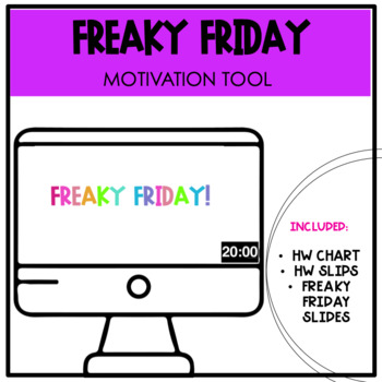 Freaky Friday Homework Management Tool