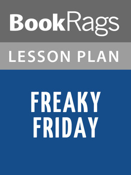 Freaky Friday Lesson Plans