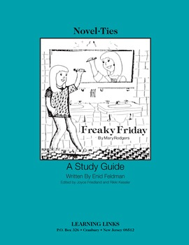 Freaky Friday - Novel-Ties Study Guide