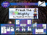 Freak the Mighty by Rodman Philbrick Character Analysis Fold-Ems