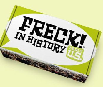Engaging SS STAAR Review Game....Freck In History ---FREE SET Giveaway