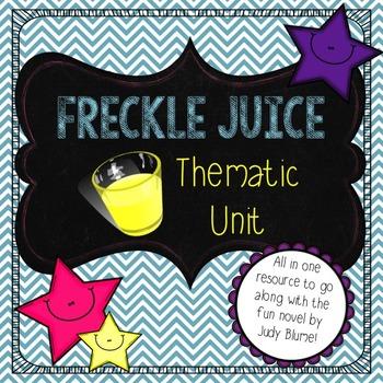 Freckle Juice Unit