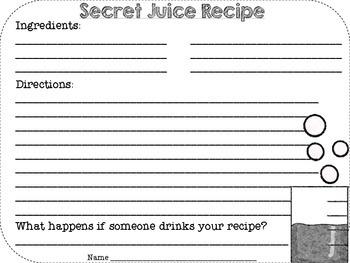 Freckle Juice {A Book Companion}