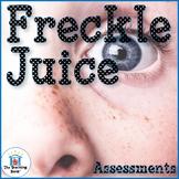 Freckle Juice Assessment Packet