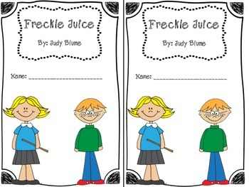 Freckle Juice Interactive Journal Set