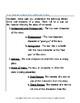Freckle Juice Literature and Grammar Unit
