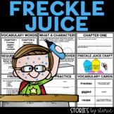 Freckle Juice | Printable and Digital