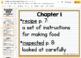 Freckle Juice Vocabulary Presentation