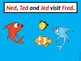 Fred Fish ebook (-ed word family phonics reader)