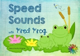 Fred Frog Phonics Speed Sounds Posters
