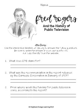Fred Rogers and the History of Public Television Research