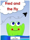 Fred and the Fly - Measuring to the nearest inch