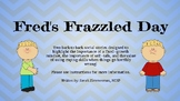Fred's Frazzled Day Companion Social Stories (Self-Talk, C