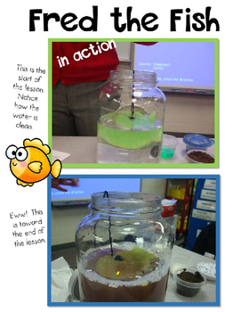 Fred's Journey (A demonstration on the effects of pollutants)