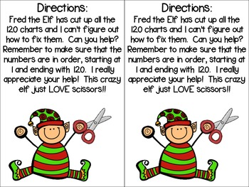 Fred the Elf & The Messed Up 120 Charts