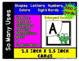 Freddie Frog - Back to School - 1000 + Cards for Activity