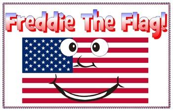 Freddie The Flag